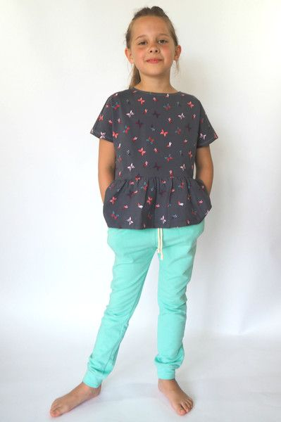 Bluzeczka BUTTERFLY - Cudi-KiDS - Ubranka dla dzieci
