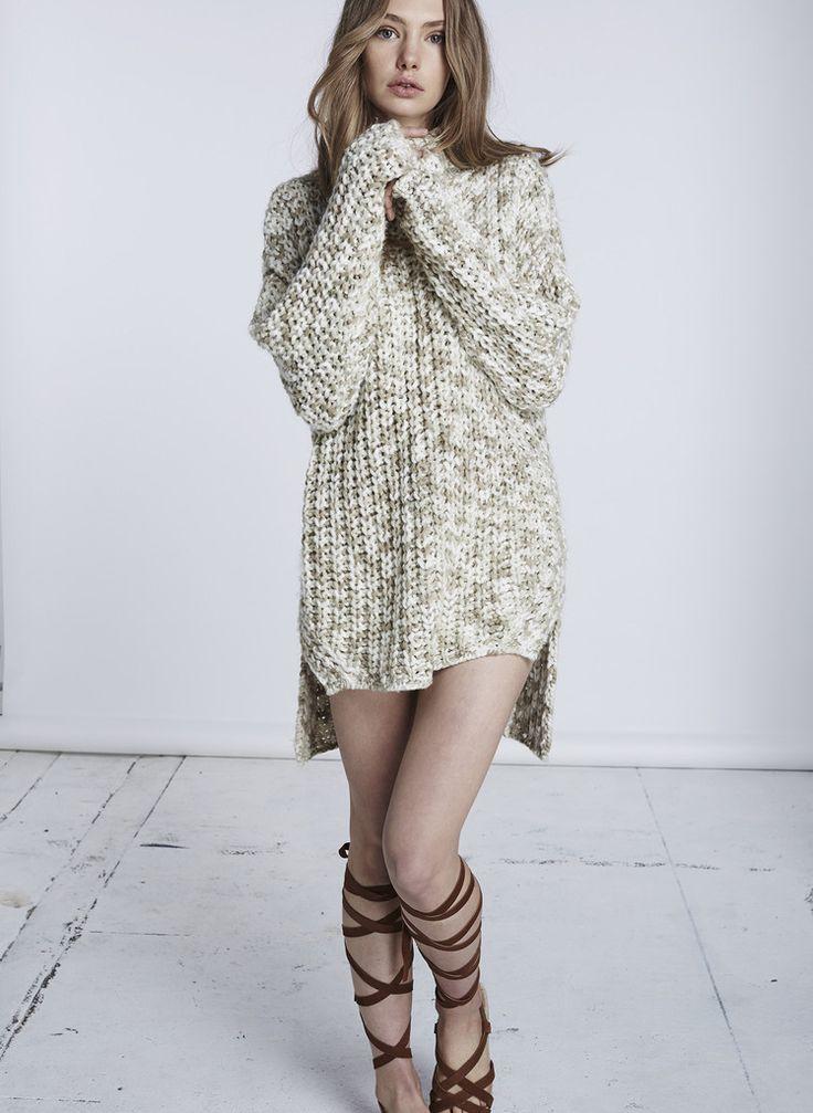 Faithfull The Brand - Rebel Knit - Cream/Beige