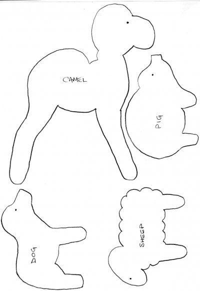Cerdo, camello...