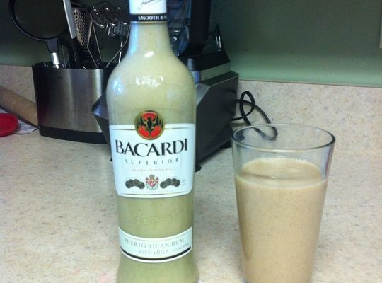 This is a delicious drink served during the holidays.