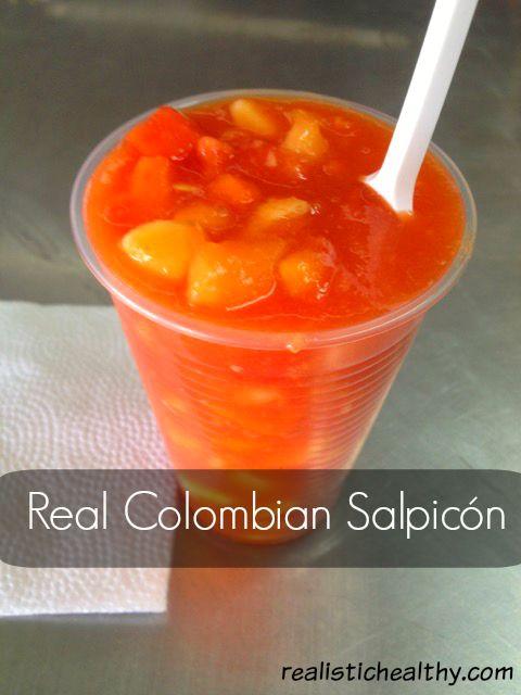 Local Colombian Salpicon