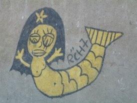La Sirena de la caleta de Vichuquen