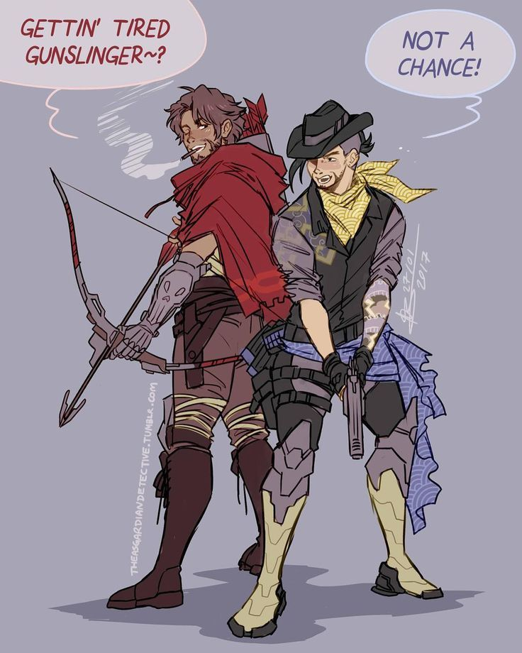 Free Comic Book Day Overwatch: 279 Best McCree X Hanzo Images On Pinterest
