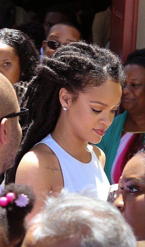 10-9-16 - Rihanna in Barbados
