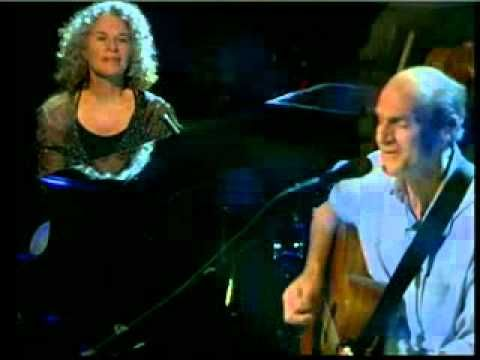 Carole King and James Taylor Live at the Troubadour.flv...the songs sound better with 30 or 40 years maturing