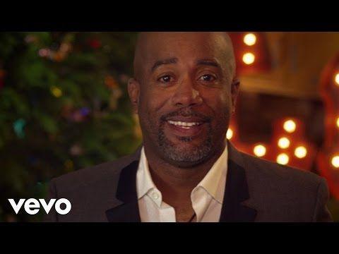 Darius Rucker - What God Wants For Christmas - YouTube