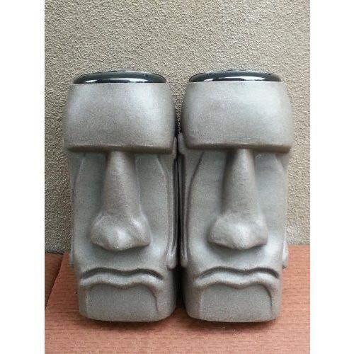 Sm. Easter Island Moai Outdoor Speaker System (Brazillian) Color