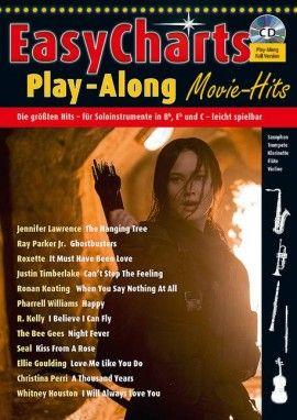 Easy Charts Play-Along Sonderband: Movie Hits!