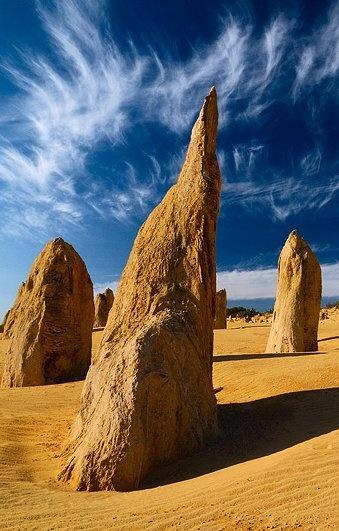 The Pinnacles Desert - Nambung National Park, Australia