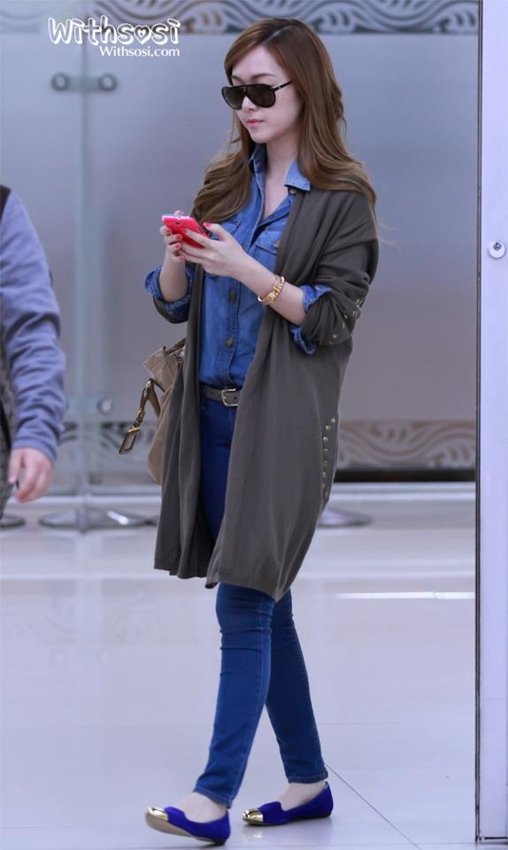 276 Best Images About Jessica Jung On Pinterest Coats Airport Style And Airport Fashion