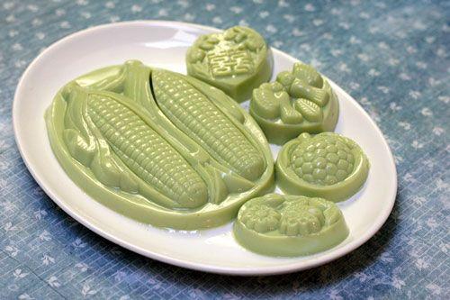 Avocado Jelly Dessert Recipe (Thạch Bơ) | Vietnamese Dishes ...