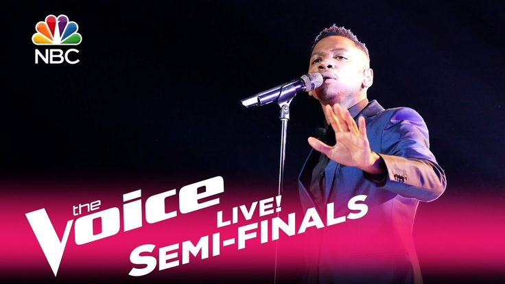 "The Voice 2017 Chris Blue - Semifinals: ""Take Me to the King"" WOW JUST WOW!!! MY WINNER PREDICTION> BEST TV MOMENT IN A LONG TIME> all the other performances were vanilla to me until he killed this effortlessly"