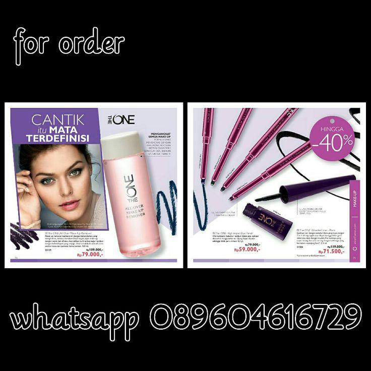 Untuk keterangan harga dan info produk sudah tertera di fotonya yaaa sis :*  Atau bs chat aku lewat Line // khusnulchtm Bbm // 5820D91A Atau Wa // 0896-9461-6729  Happy Shopping ❤ Cotton Candy 👱 Admin K   #oriflame  #lipstick  #bedak  #eyeliner  #makeup  #beautyface  #girlstuffs  #kuteks  #deodorant  #eyecream  #cottoncandy  #girls #olshop  #concealer  #primer  #makeupbrush ❤💙💚💛💜