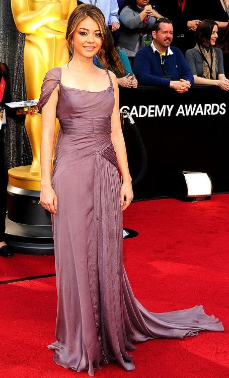 """""""Modern Family"""" actress Sarah Hyland"""