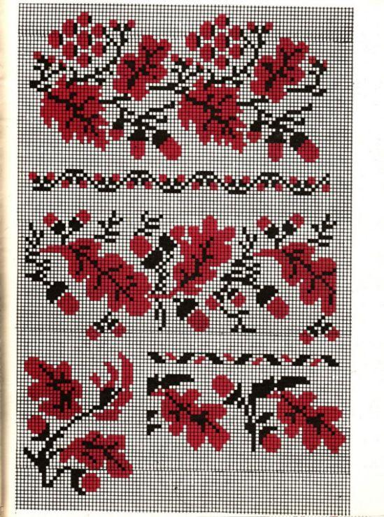 Gallery.ru / Фото #9 - 155 знаков украинской стародавней вышивки - vimiand