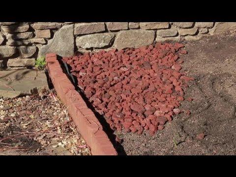 1000 images about lava rock on pinterest garden design. Black Bedroom Furniture Sets. Home Design Ideas