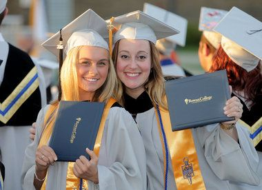 Rowan College at Gloucester County holds 47th commencement awarding diplomas to 1,145 students.