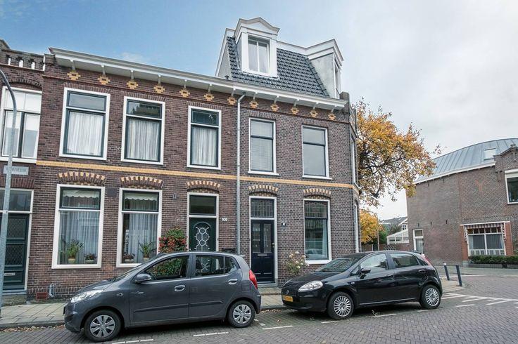 Te koop: Hoekwoning Saenredamstraat 107, Haarlem