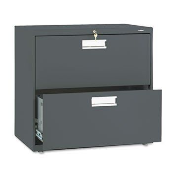 Unique Hon Two Drawer Lateral File Cabinet