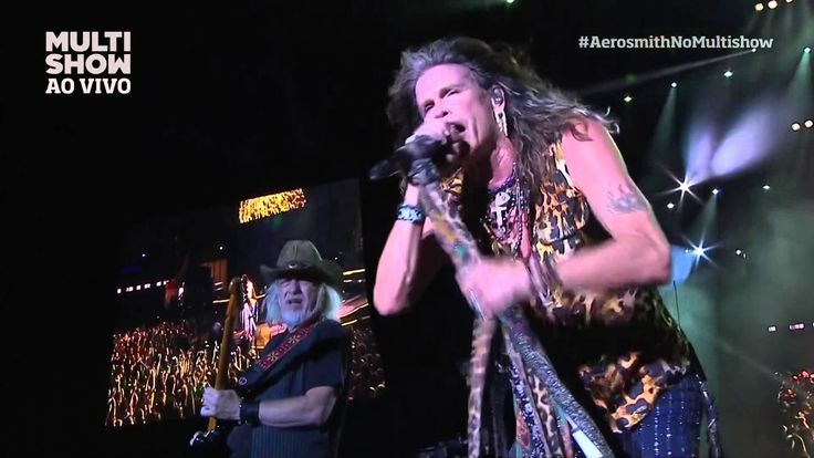 Aerosmith - Live At Monsters Of Rock 2013 (Full HD)
