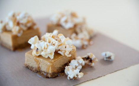 Epicure's Crunchy Caramel Pumpkin Bites