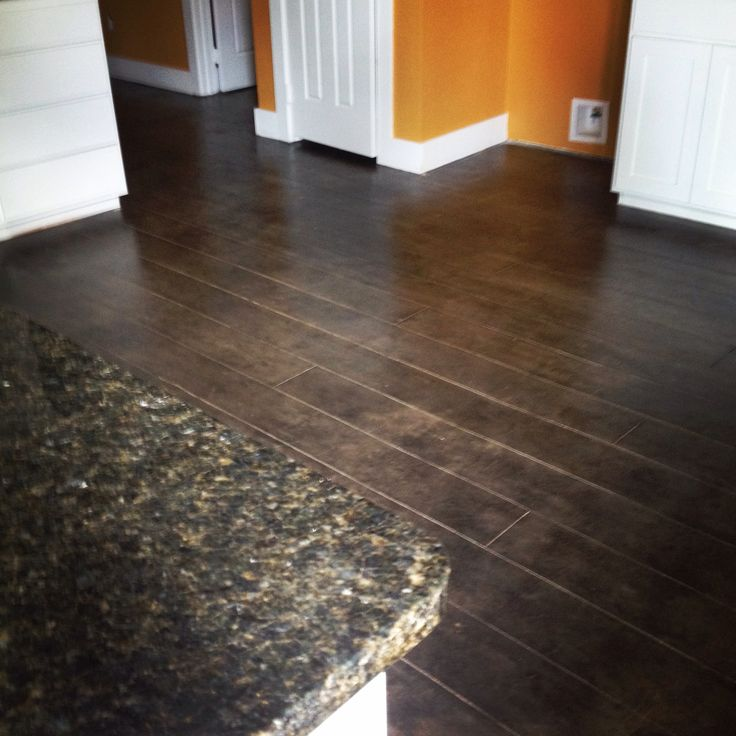 8 Best Stained Concrete Floors Images On Pinterest