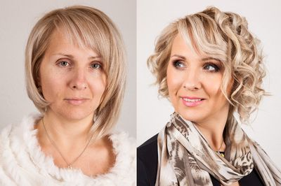 Braut Make-up - Hochzeitsfotograf   Braut Make-up Artist