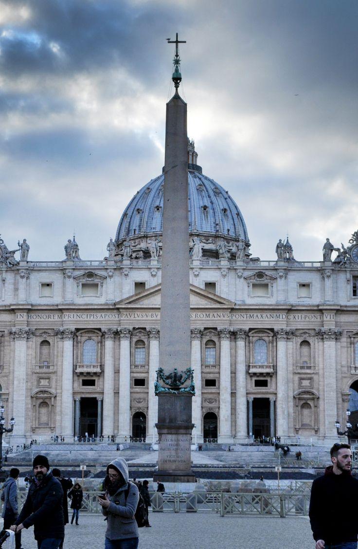 St Peter S Basilica Is An Italian Renaissance Church In Vatican City Italy Vacation Travel Photography Rome Venice Amalficoast Florence Lakecomo