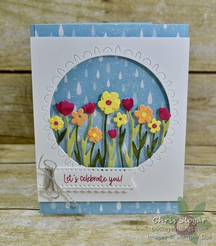 Sending Flowers Flower Cards Paper Crafts Cards Stampin Up Cards
