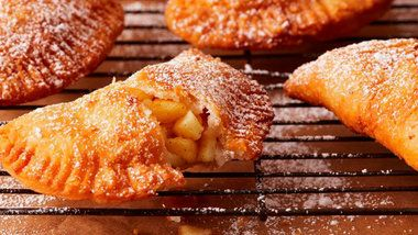 Fried Fruit Pies. This recipe will do until I find one that looks ...