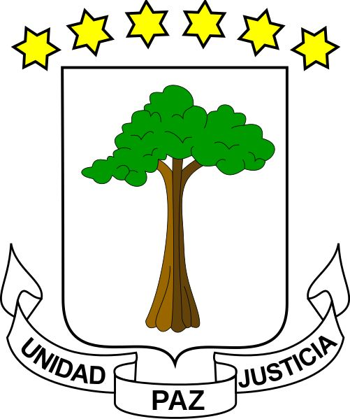 File:Coat of arms of Equatorial Guinea.svg