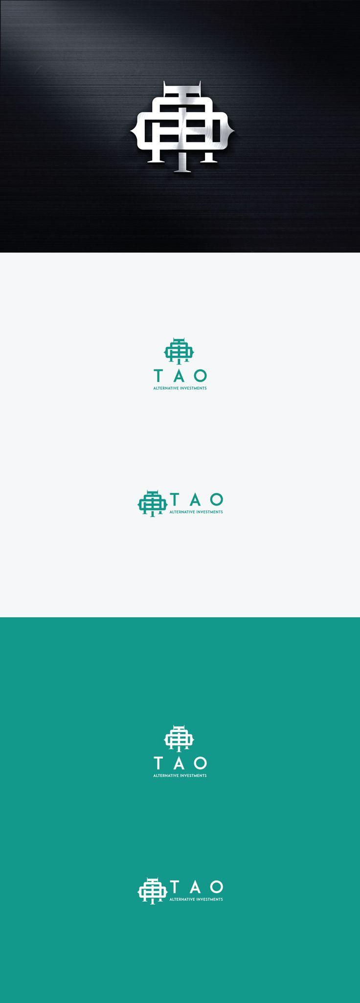 Monogramm logo proposal by SINCRETIX.