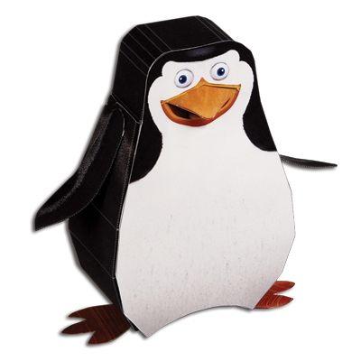 Pinguin Madagascar tutorial - Sinterklaas surprise