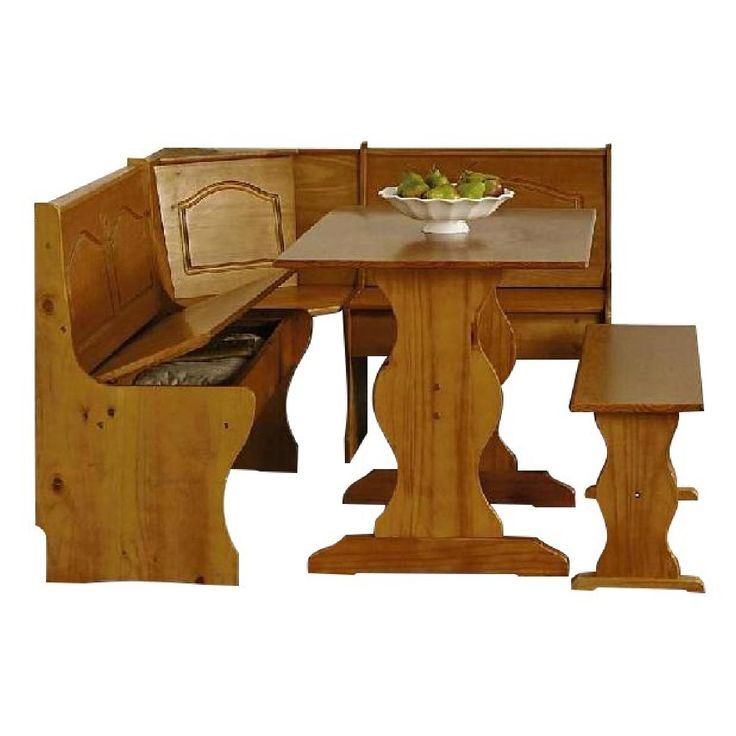 Kitchen Corner Nook Dining Set
