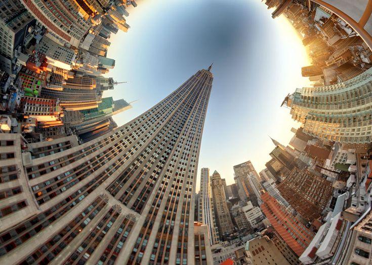 Alternate Perspectives by Randy Scott SlavinRandy Scott, New York Cities, Big Apple, L'Wren Scott, Empire States Buildings, Perspective Photography, Scott Slavin, Panoramic Photography, Landscapes Photography