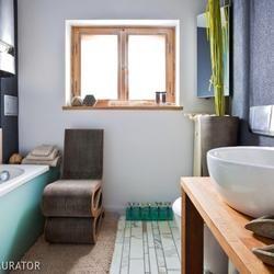 Łazienka bez płytek