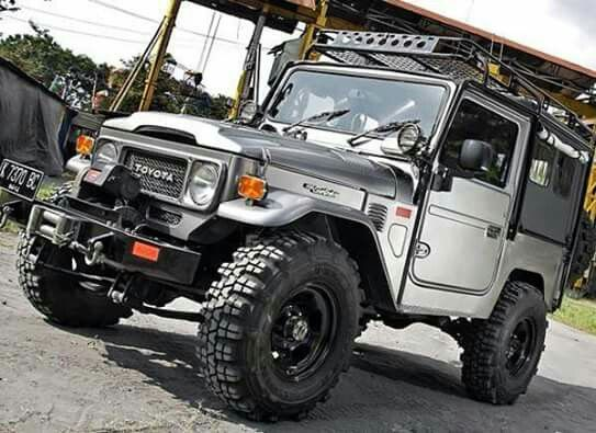 655 best Toyota Land Cruiser FJ40 FJ45 FJ55, Icon HJ47, BJ40 ...
