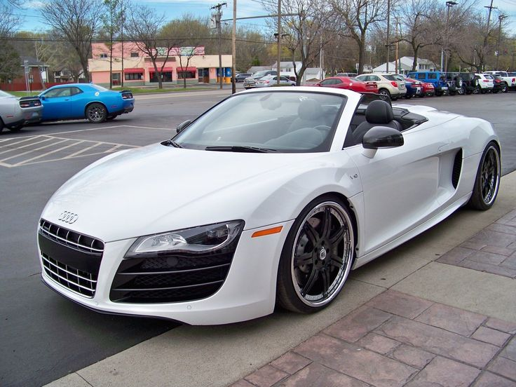 Image result for audi R8 spyder V10