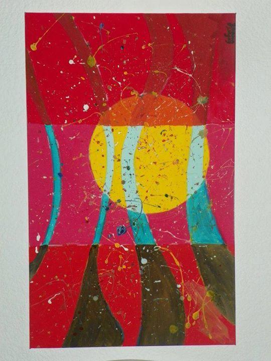 Unvez en espacio de Arte Joven - Miranda Punta Ballena
