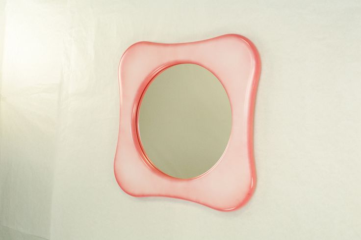 The wonderful Bloomendale Mirror. Made for a special clients bathroom.