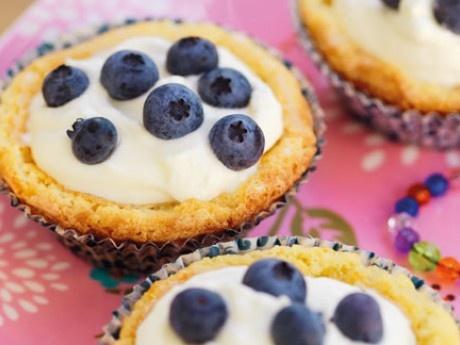 Kladdkaksmuffins med nyttiga bär - Allt om Mat