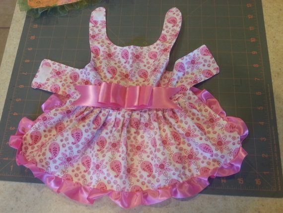 Hey, I found this really awesome Etsy listing at http://www.etsy.com/listing/129403907/pink-paisley-dog-dress-sizes-xxs-xs-and