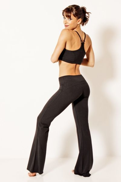 """33"""" FiTTED YOGA FLARE {my absolute favorite yoga/workout pants. so soft, flattering and you can cut the hem to whatever length you want!}"""