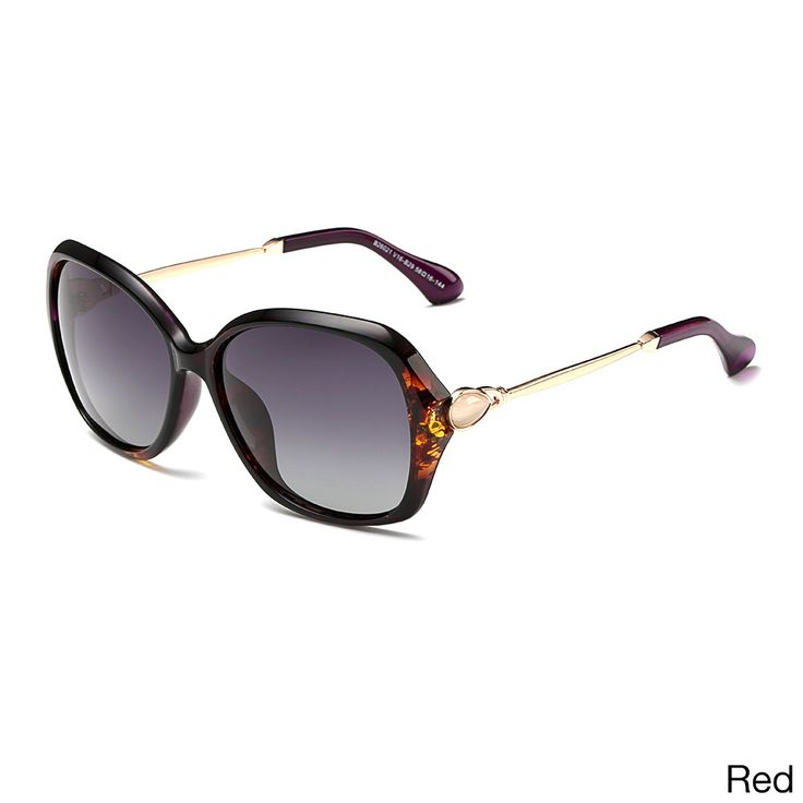 Dasein Butterfly Women's Sunglasses with Slim Arms