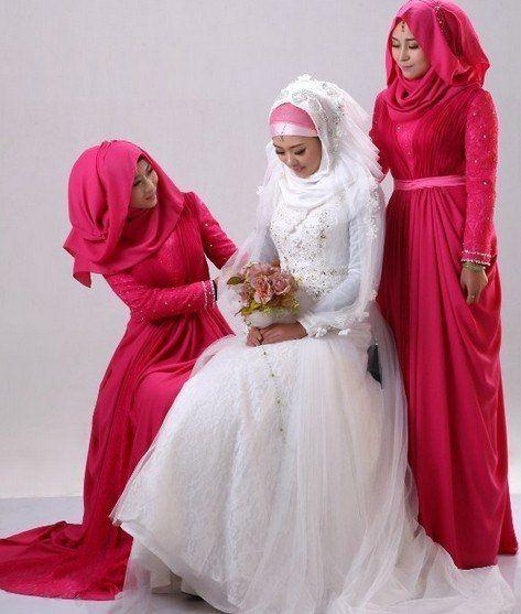 Muslin Dress,Arab Muslin Prom Dresses,White Muslin Wedding Dress,Red Muslin Wedding Dress,Muslin Dresses 2015,Long Muslin Dress