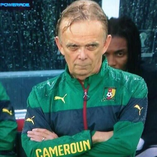 CAMEROUN :: Lions indomptables : Finke reconduit ? :: CAMEROON