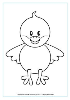283 best easter images on pinterest | coloring books, drawings and ... - Baby Chick Coloring Pages Print