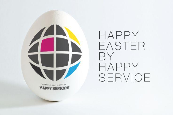 buona pasqua per Happy Service