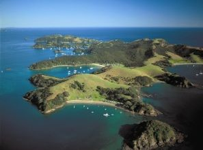 Ragam Wisata Dunia: Ragam Wisata Dunia The Bay of Islands New Zealand