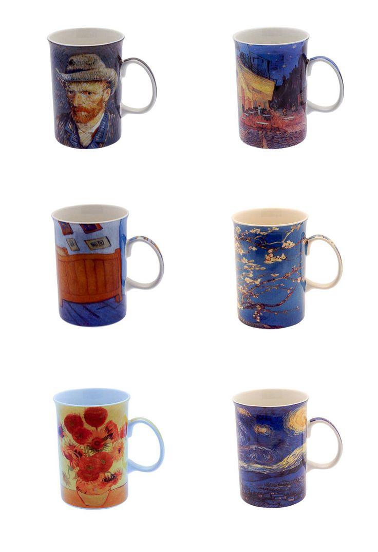 Vincent van Gogh Mugs - € 7,50 #museumshop #souvenirs